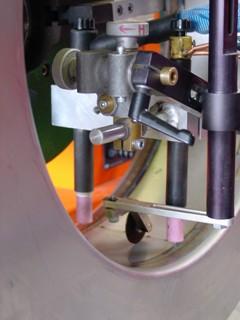 haspel close up